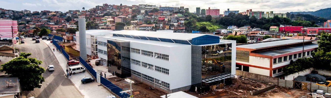 Escolas Itapevi – Felipe Barros
