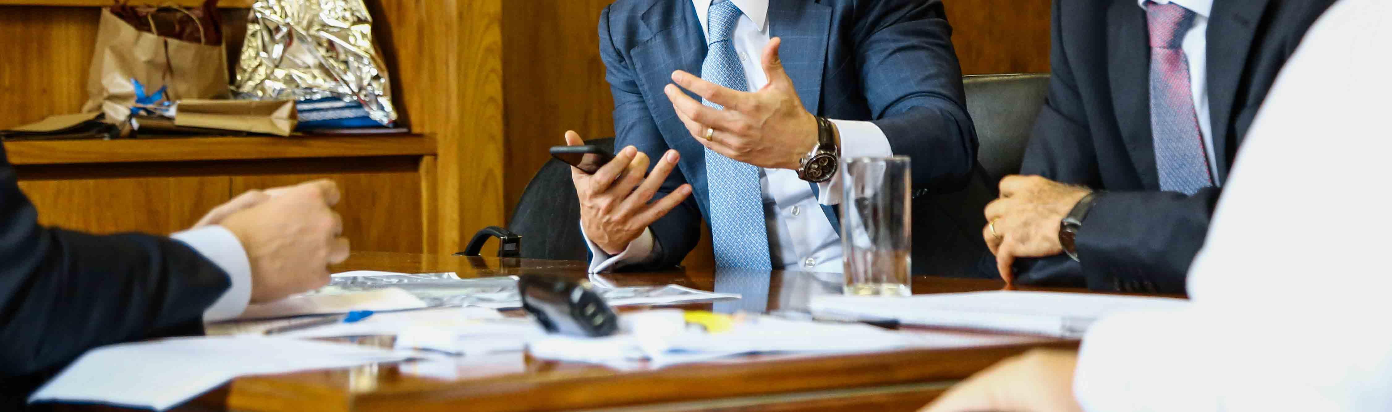 Secretaria de Justiça – Felipe Barros